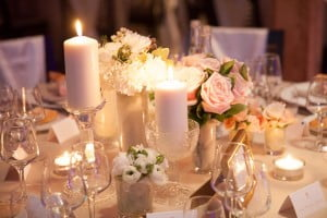 mariage dhiver or et blanc  Anyflowers.fr